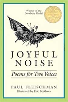 Joyful Noise: Poems for Two Voices-0