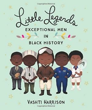 Little Legends: Exceptional Men in Black History-0
