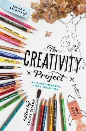 The Creativity Project: An Awesometastic Story Collection-0