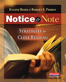 Notice and Note: Strategies for Close Reading-0