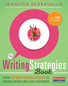 The Writing Strategies Book: Your Everything Guide to Developing Skilled Writers-0