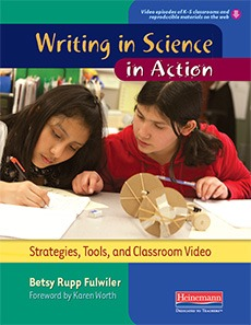 Writing in Science in Action: Strategies, Tools, and Classroom Video-0