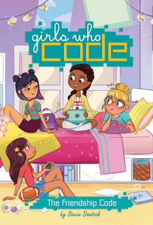 The Friendship Code #1 (Girls Who Code)-0