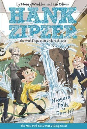 Niagara Falls, Or Does It? #1 (Hank Zipzer series)-0