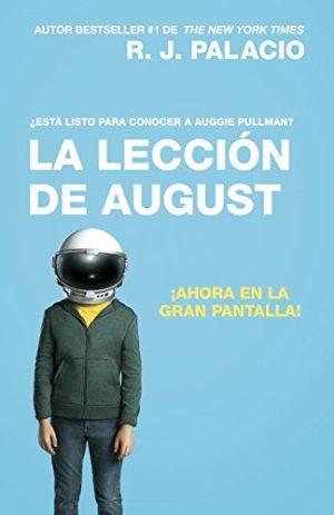 La Leccion De August (Spanish Language Edition of Wonder)-0