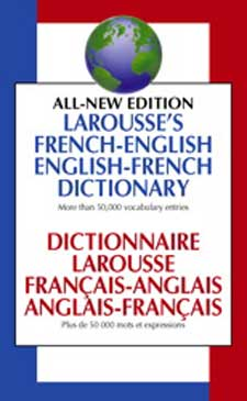 Larousse French English Dictionary-0