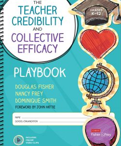 The Teacher Credibility and Collective Efficacy Playbook, Grades K-12-0