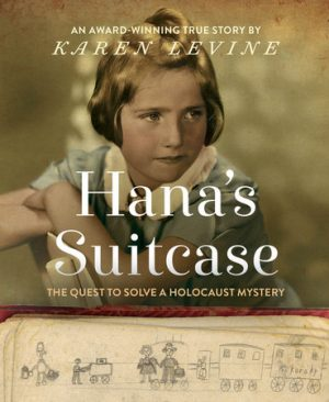 Hana's Suitcase: The Quest to Solve a Holocaust Mystery-0