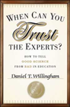 When Can You Trust the Experts?: How to Tell Good Science from Bad in Education-0