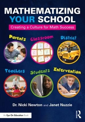 Mathematizing Your School: Creating a Culture for Math Success, 1st Edition-0