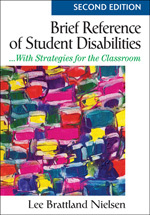Brief Reference of Student Disabilities...With Strategies for the Classroom-0