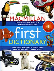 Macmillan First Dictionary-0