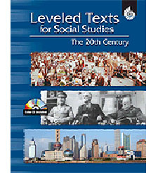 Leveled Texts for Social Studies: The 20th Century-0