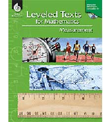 Leveled Texts for Mathematics: Measurement-0