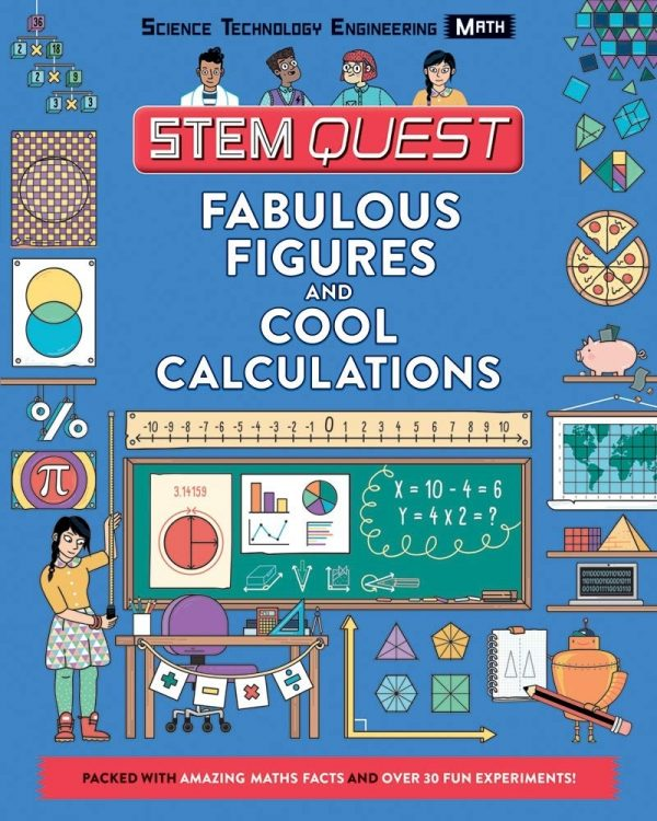 STEM Quest: Fabulous Figures and Cool Calculations-0