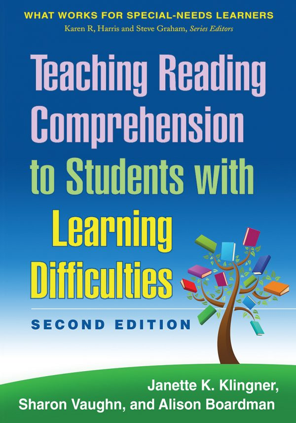 Teaching Reading Comprehension to Students with Learning Difficulties, Second Edition-0