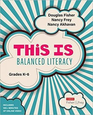This Is Balanced Literacy, Grades K-6-0