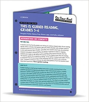 On-Your-Feet Guide: This Is Guided Reading, Grades 3-6-0