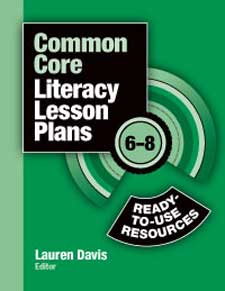 Common Core Literacy Lesson Plans: Ready-to-Use Resources, 6-8.-0