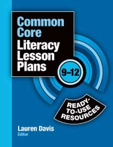 Common Core Literacy Lesson Plans: Ready-to-Use Resources, 9-12.-0