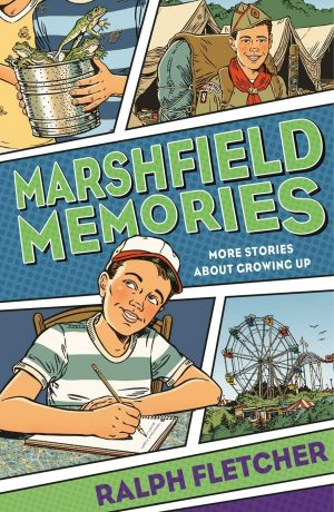Marshfield Memories: More Stories About Growing Up-0