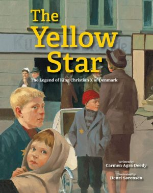 The Yellow Star: The Legend of King Christian X of Denmark-0