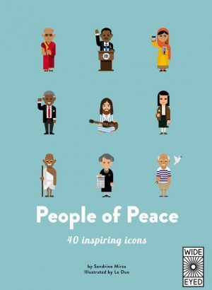 People of Peace: Meet 40 Amazing Activists-0