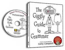 The Giggly Guide To Grammar: Deluxe Teacher's Edition with CD-0
