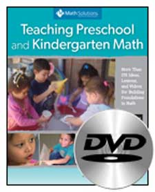 Teaching Preschool and Kindergarten Math: Ideas, Lessons, and Videos for Building Foundations in Math-0