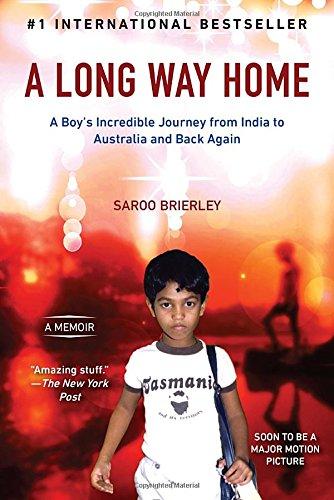 A Long Way Home: A Memoir-0