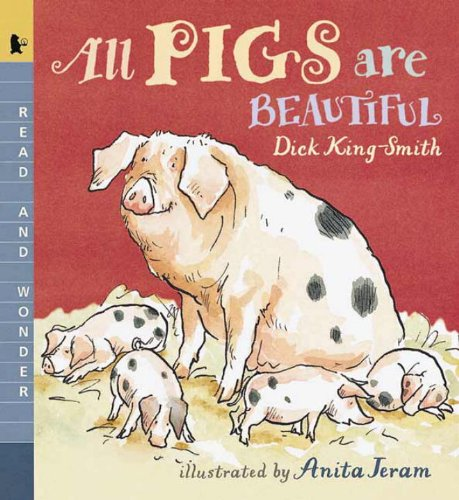 All Pigs are Beautiful (Read and Wonder)-0