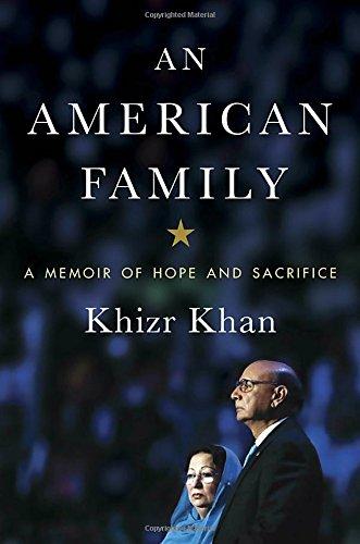 An American Family: A Memoir of Hope and Sacrifice-0