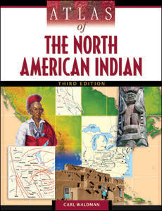 Atlas of the North American Indian, Third Edition-0