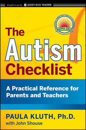 The Autism Checklist: A Practical Reference for Parents and Teachers-0