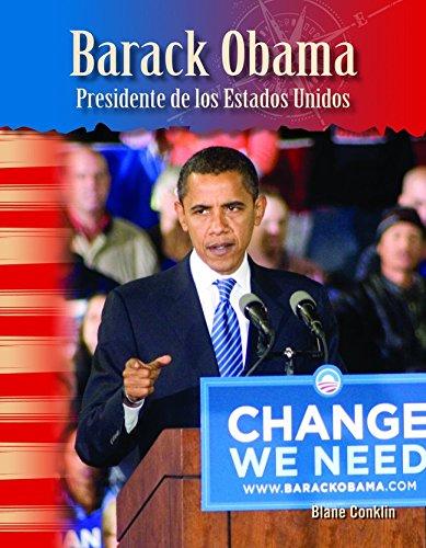 Barack Obama: Presidente de los Estados Unidos (Barack Obama: President of the United States) (Spanish Version)-0