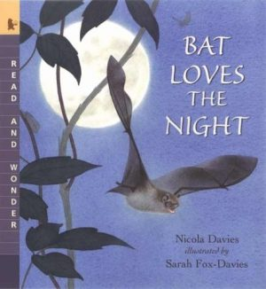 Bat Loves the Night (Read and Wonder Book)-0