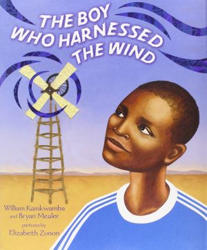 The Boy Who Harnessed the Wind: Picture Book Edition-0