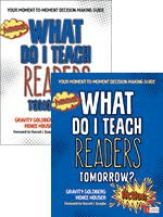 BUNDLE: Goldberg: What Do I Teach Readers Tomorrow? Fiction & Goldberg: What Do I Teach Readers Tomorrow? Nonfiction-0