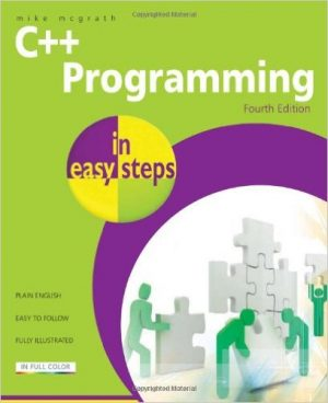 C++ Programming in easy steps, 4th Edition-0