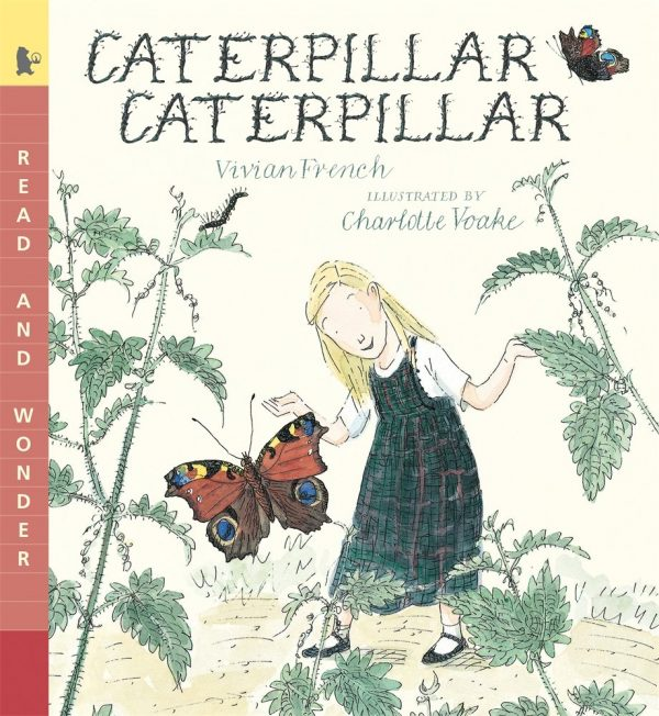 Caterpillar, Caterpillar (Read and Wonder)-0