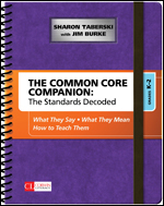 The Common Core Companion: The Standards Decoded, Grades K-2 What They Say, What They Mean, How to Teach Them-0