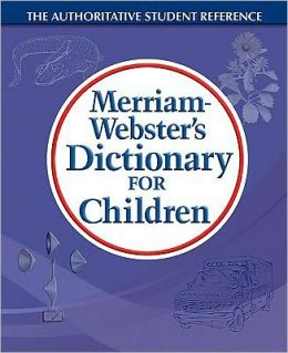 Merriam-Webster's Dictionary for Children-0