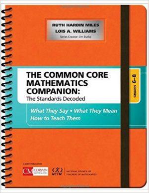 common core mathematics companion