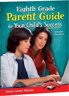 Eighth Grade Parent Guide for Your Child's Success-0
