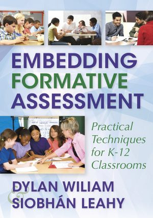 Embedding Formative Assessment: Practical Techniques for K-12 Classrooms-0