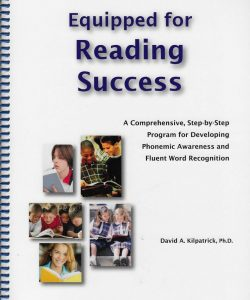 Equipped for Reading Success: A Comprehensive, Step-By-Step Program for Developing Phonemic Awareness and Fluent Word Recognition-0