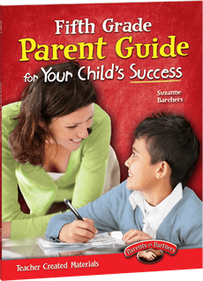 Fifth Grade Parent Guide for Your Child's Success-0