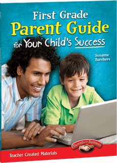First Grade Parent Guide for Your Child's Success -0