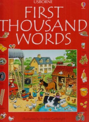 First Thousand Words in English-0