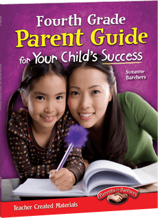 Fourth Grade Parent Guide for Your Child's Success-0